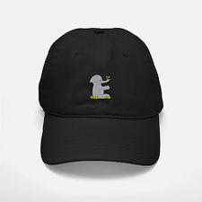 Animal Alphabet Elephant Baseball Hat