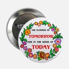 "SIMPLE IS BEST 2.25"" Button (10 pack)"