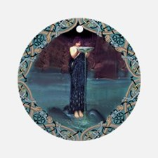The Oracle Ornament (Round)