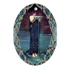 The Oracle Ornament (Oval)