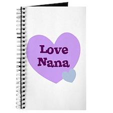Love Nana Journal