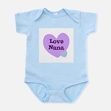 Love Nana Infant Creeper