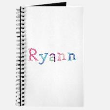 Ryann Princess Balloons Journal