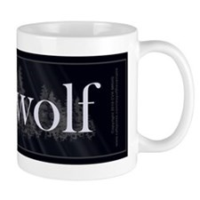 Werewolf Forest Small Mugs