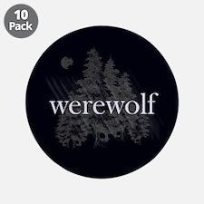 """Werewolf Forest 3.5"""" Button (10 pack)"""