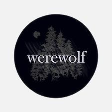 """Werewolf Forest 3.5"""" Button (100 pack)"""
