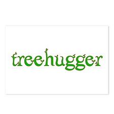 Treehugger Postcards (Package of 8)
