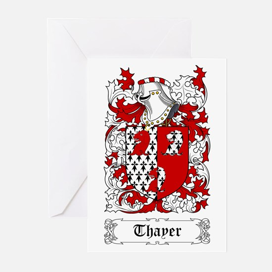 Thayer Greeting Cards (Pk of 10)