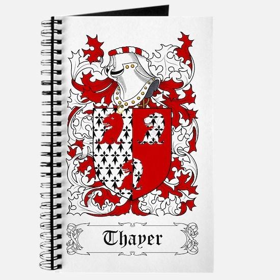Thayer Journal