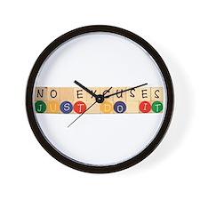 Unique Activity activities Wall Clock