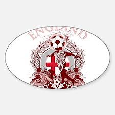 England Soccer Decal