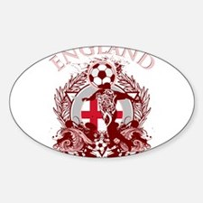 England Soccer Decal