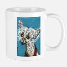 Portrait of a Chinese Crested Mug