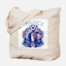 France Soccer Tote Bag