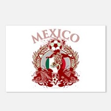 Mexico Soccer Postcards (Package of 8)