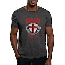 Soccer Crest ENGLAND T-Shirt