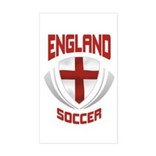 Soccer Crest ENGLAND Decal