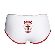 Soccer Crest ENGLAND Women's Boy Brief
