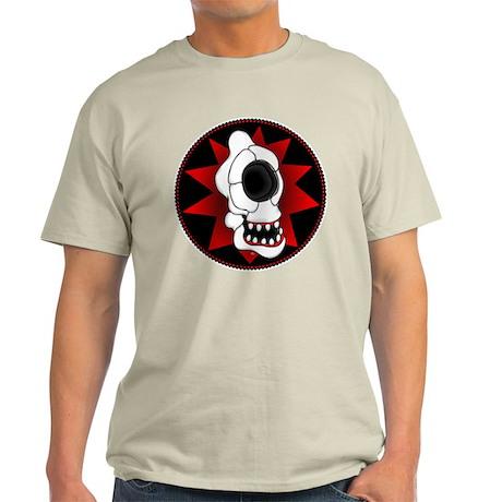 CYCLOPS SKULL 4r Light T-Shirt