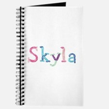 Skyla Princess Balloons Journal