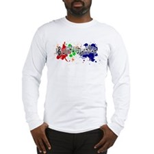 Life is a Song Long Sleeve T-Shirt