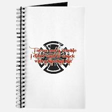 Never Met a Zombie... Journal
