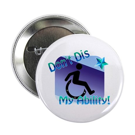"""""""Disable This!"""" 2.25"""" Button"""