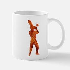 Trumpets On Fire Mug