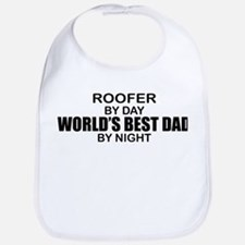 World's Best Dad - Roofer Bib