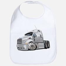 Peterbilt 587 White Truck Bib
