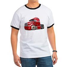 Peterbilt 587 Red Truck T