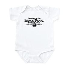 Black Pearl Infant Bodysuit