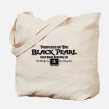 Black Pearl Tote Bag