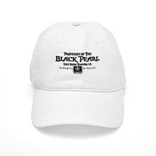 Black Pearl Baseball Baseball Cap
