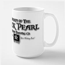 Black Pearl Large Mug