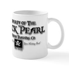 Black Pearl Small Mug