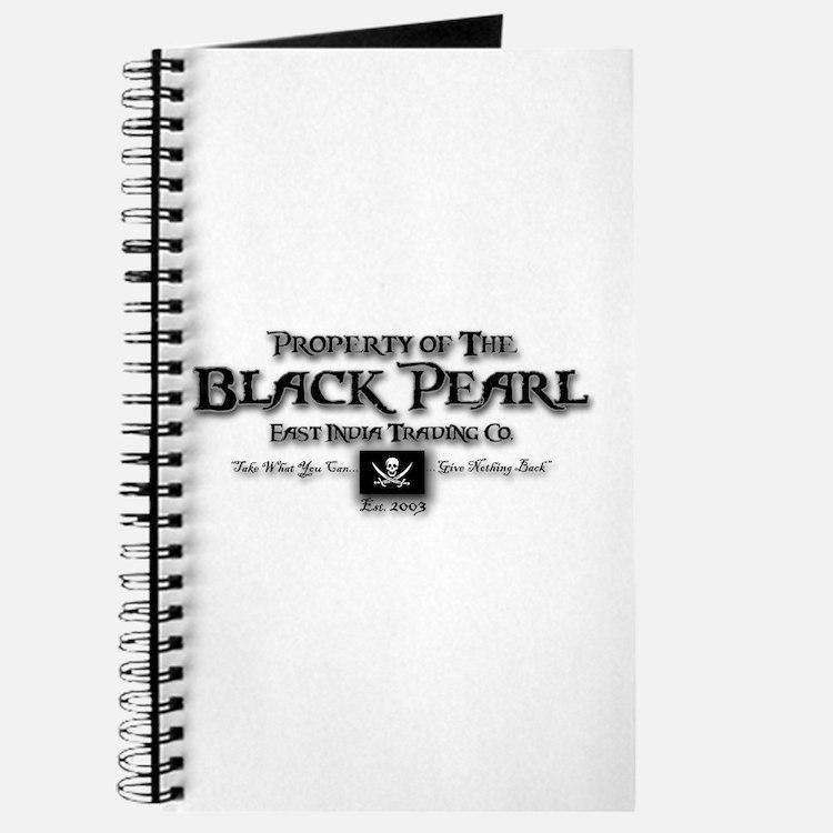 Black Pearl Journal