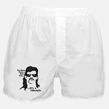 The Mullet Boxer Shorts