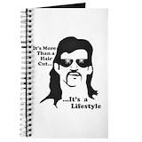 80s humor Journals & Spiral Notebooks