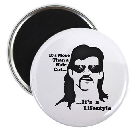The Mullet Magnet