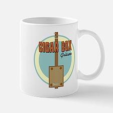 Cigar Box Guitar Coffee Mug