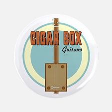 "Cigar Box Guitar 3.5"" Button"