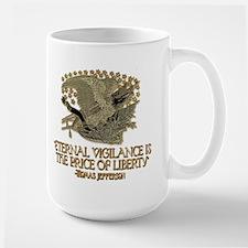 The Price of Liberty Large Mug