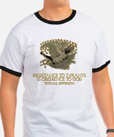 Resistance to Tyrants T