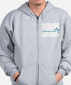 Cute Celebrities Zip Hoodie