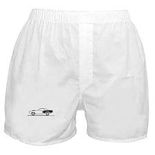 1970-74 Plymouth Hemi Cuda Boxer Shorts
