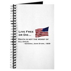 """Live Free or Die"" Journal"