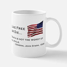 """""""Live Free or Die"""" Mug"""