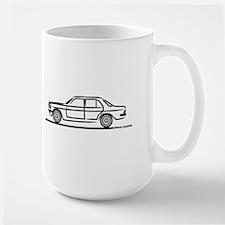 Mercedes 200 230 240 300 Type 123 Mug