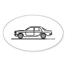 Mercedes 200 230 240 300 Type 123 Decal